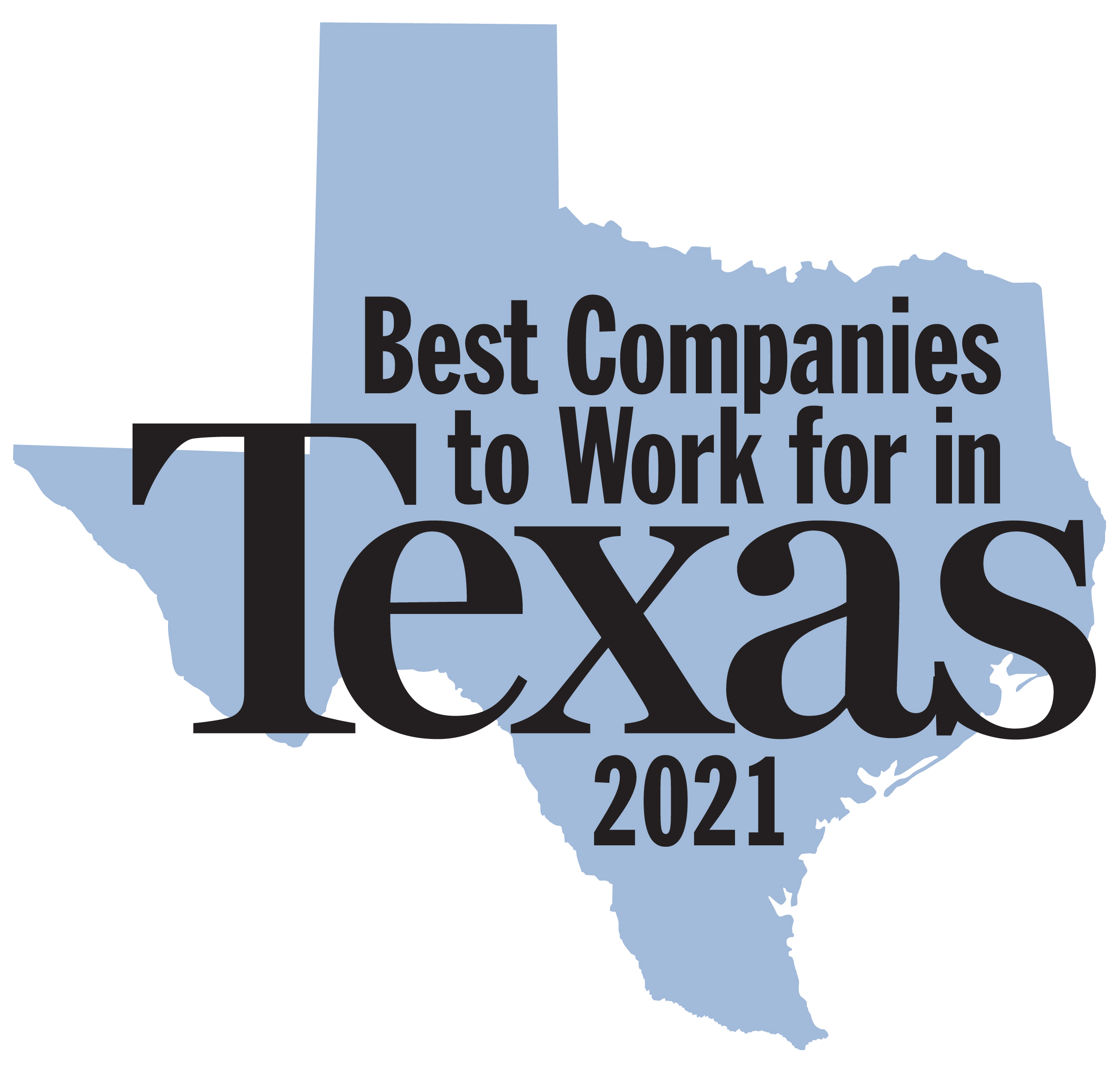 The Medicus Firm award: 2020 Best Companies to Work for in Texas